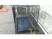 Puppy foldable cage
