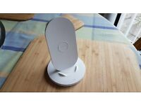 GENUINE NOKIA DT-910 WIRELESS CHARGING STAND - WHITE DT910. Built-in NFC and LED indicator.