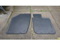 Volkswagen Polo 6R & 6C (09-17) Mats & Dog Guard