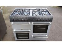 BELLING CONTRYCHEF 100G GAS RANGE COOKER IN GOOD CONDITION & WORKING ORDER