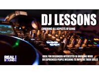 DJ and Music Production lessons + Recording sessions