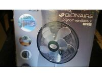 UPRIGHT STANDING ELECTRIC FAN
