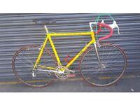 CINELLI VINTAGE RACE BIKE 56cm/22'' frame size campagnolo groupset mavic wheelset