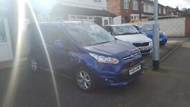 FORD TRANSIT CONNECT 2014 LOW MILEAGE EXCELEENT CONDITION