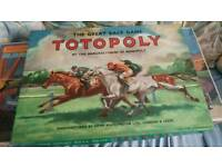 Totopoly board game