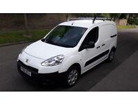 Peugeot Partner 1.6 HDi (92ps) 850 L1 Manual 2012