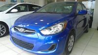 2012 Hyundai Accent GL very low km ! lease return  !&n