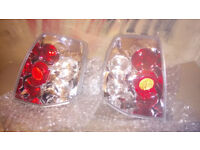 audi a4 b6 rear lights lexus style 2001-2006 new still boxed. £50