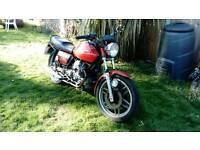 Moto Guzzi v50 classic V twin