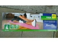 Fitness First Yoga Set New In Box