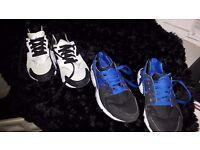 Nike hauraches ×2 pairs