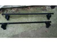 Halford roof bars & fitting kit