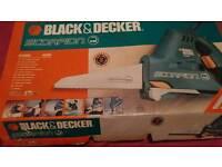 Black and decker scorpion saw