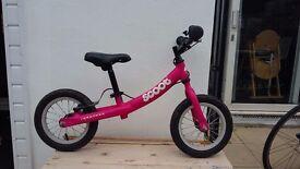 Pink Scoot Balance Bike