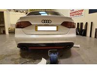 Audi (genuine) Dynamic spoiler. A4 B8 sline & SE saloon 2008-2012, pre-facelift £60 posted