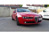 Alfa Romeo 159 Red Beauty Diesel Spares or Repairs Swap for VAN