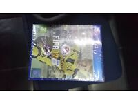 Xbox One Fifa 17 Game. NEW
