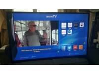 "Polaroid P50D300FP 50"" SMART Full HD LED TV|Freeview Play USB Record"