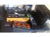Zotac AMP! GTX 980 graphics card