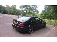 Bmw m3 -02 manual,93k fsh just had full service,new wheels/tyres etc