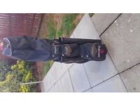 Maxfli golf bag