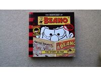 The History of the Beano hardback book from DC Thompson
