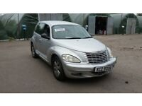 04 Chrysler PT Cruiser Limited 2.0 petrol auto - breaking