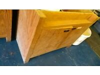 Work Station Bench - Sturdy strong Arts & Crafts prep table