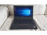 Lenovo Thinkpad L460, Intel i5 6th Gen, 8GB RAM, 256GB HDD, 14 Inch HD Display.