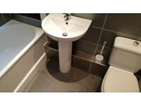 3 bedroom flat available now in the south side of Glasgow!