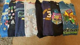 Large Boys Clothes Bundle Age 7 to 8