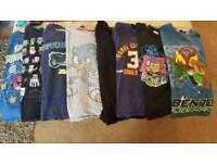 Large Boys Clothes Bundle Age 7 to 8