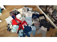 Baby boy bundle / Baby clothes bundle