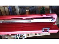 Britool EVT 1200A torque wrench