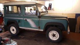Land Rover Ninety 90 (Defender) County