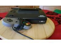 Multi console emulator Sega Nintendo atari