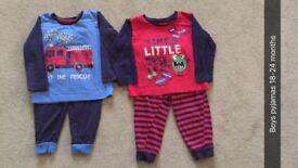 Boys Pyjamas 18-24months