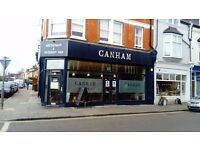 Chef de Partie Required in East Sheen £21K plus excellent Tronc