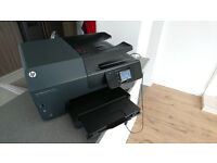 HP Officejet Pro 6830 | genuine ink XL | Fax / copier / printer / scanner | A4