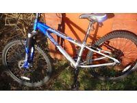 Apollo xc24 Mountain bike * 24 inch wheel* 14 inch frame*