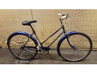 Classic ladies town bike VINDEC ATLANTIC Frame 19'
