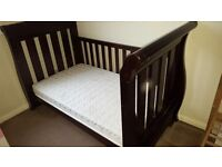 Small toddler bed