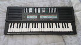 Yamaha Professional PSS-470 Keyboard