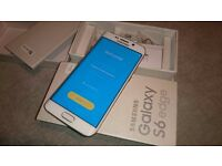 [OFFERS?] Samsung Galaxy S6 Edge Peal White 32GB / SM-G925F / Android Smartphone 4G