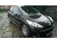 Peugeot 207 1.4 2008 leather seats, top spec! Selling cheap £1050