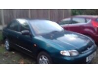 Sell Hyundai Accent for parts