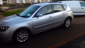 Mazda 3 Takara Silver **Genuine low mileage**