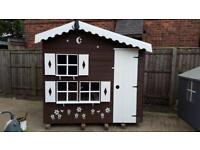 2 story play house