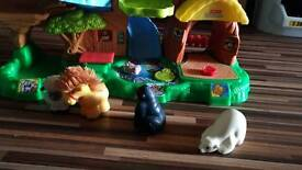 Fisher-Price Little People Zoo Talkers Animal toys
