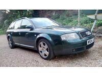 Audi A6 Avant 4.2L V8 Auto